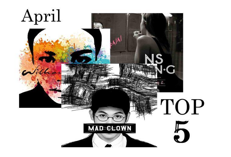 Header - April TOP 5