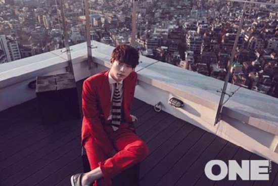 Seo Kang Jun 'ONE' magazine (4)