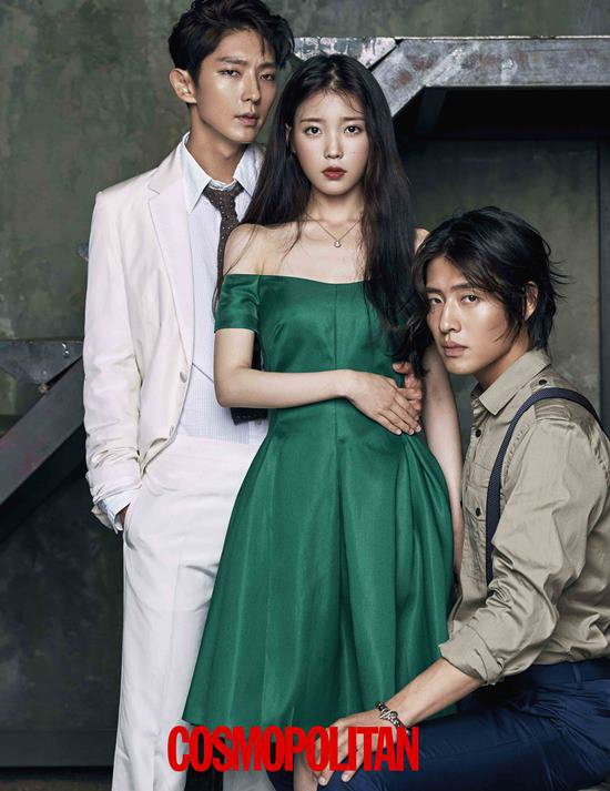 Moon Lovers Scarlet Heart Ryeo Cosmopolitan shoot (1)